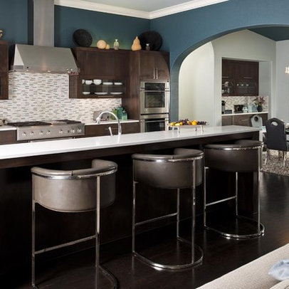 Teal Kitchen Design Ideas, Remodels & Photos