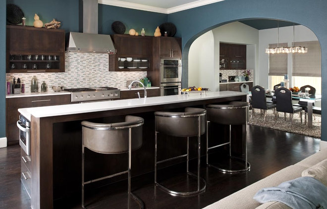 Contemporary Kitchen by RSVP Design Services