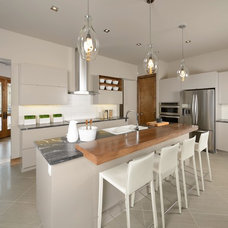 Contemporary Kitchen by Boss Design Ltd