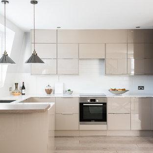 Contemporary Brook Green Penthouse