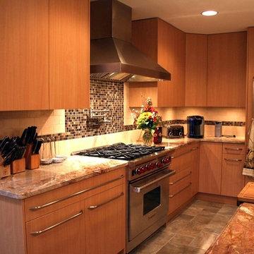 Contemporary Bucks County Kitchen