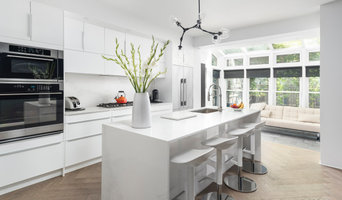 Contemporary Cabbagetown Kitchen