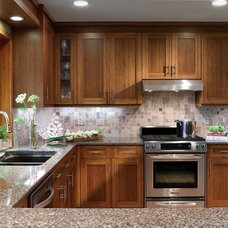 Craftsman Kitchen by DeWils Custom Cabinetry