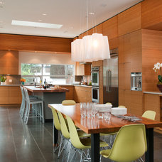Contemporary Kitchen by Leanna Rathkelly Photography