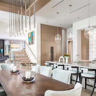 Contemporary Kitchen Designs   Trendy Kitchen Photo In Jacksonville