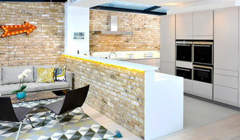 Contemporary Chiswick Kitchen