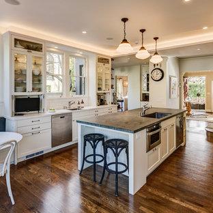 Contemporary Classic Kitchen + Studio in Piedmont