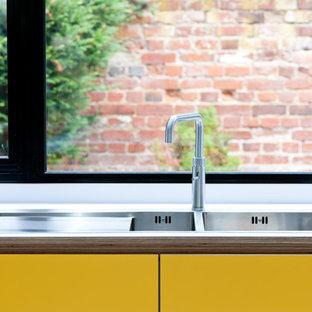 Contemporary Colourful Kitchen