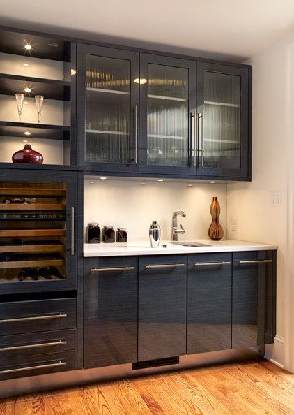 Contemporary Kitchen by Ernst Brothers