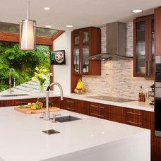 Contemporary Kitchen by Revel Design Studio