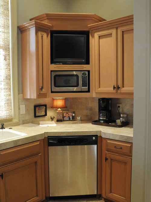 Corner Dishwasher Houzz