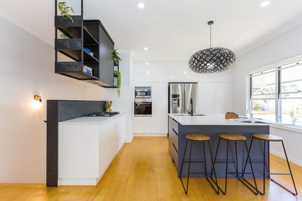 Contemporary Kitchen by Urban Trend Construction