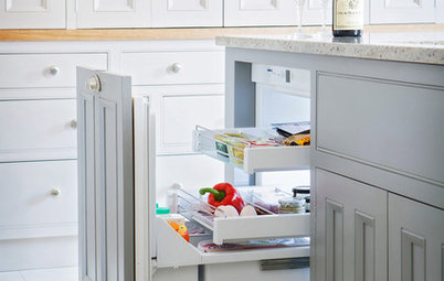 10 Cool Tips for Hiding Your Refrigerator