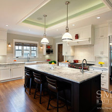 Craftsman Kitchen by SMART Construction Group, Ltd.
