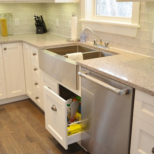 Under Sink Pull Out | Houzz