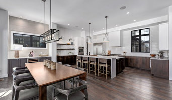 Contemporary Craftsman Kitchen New Build