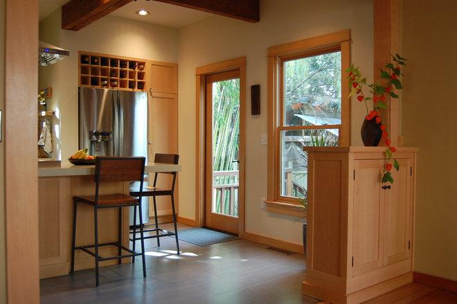 Craftsman Kitchen by Weedman Design Partners