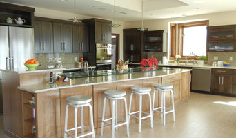 Contemporary Custom Cabinetry in Morgantown Home
