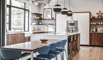 Contemporary Custom Home in Bellevue