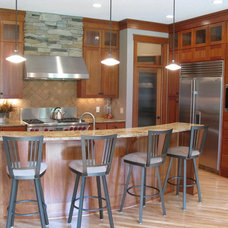 Traditional Kitchen by Northland Woodworks Inc