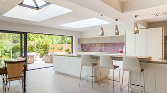 Contemporary Design for Kitchen Extension