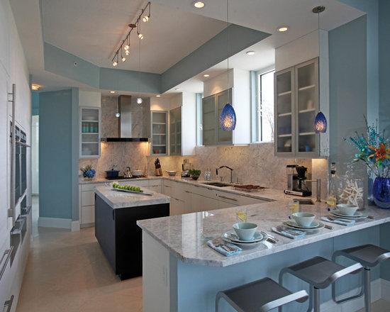 Contemporary Dream Kitchens contemporary dream kitchen
