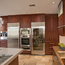 Contemporary Kitchen by Superior Woodcraft, Inc.