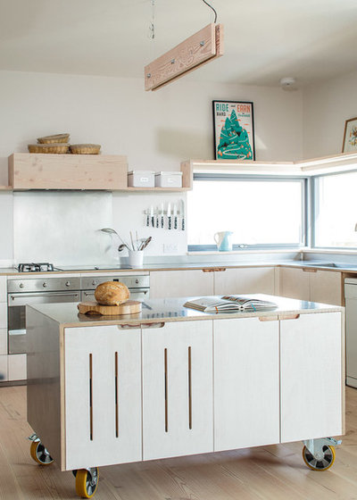 Scandinavian Kitchen by Sustainable Kitchens