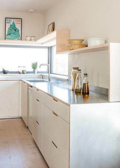 Skandinavisk Køkken by Sustainable Kitchens