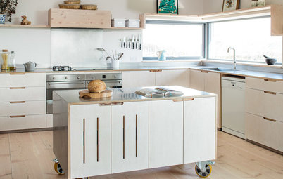 10 îlots de cuisine à fabriquer soi-même