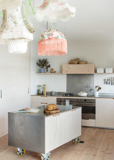 Great Scandinavian Kitchen by Sustainable Kitchens