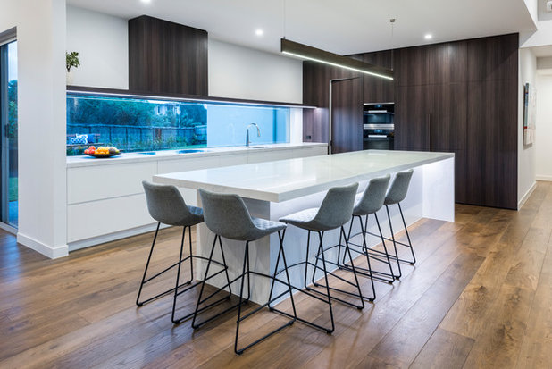 Contemporary Kitchen by emme designs
