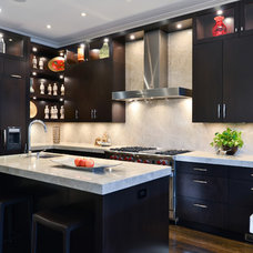 Contemporary Kitchen by MAY designs