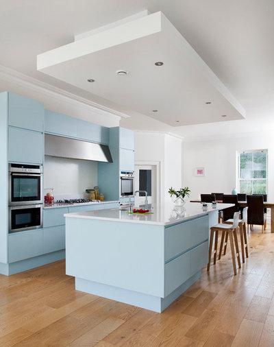 Contemporary Kitchen by Richard Burke Design
