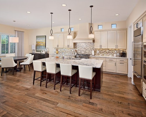 elegant kitchen designs ideas, pictures, remodel and decor,