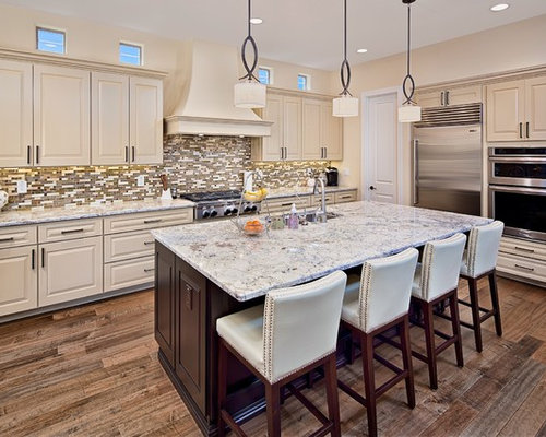 Elegant kitchen designs houzz for Kitchen ideas elegant