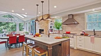 Contemporary Farm Style Kitchen