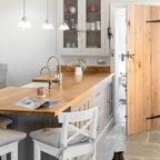 Modern Meets Country Kitchen Farmhouse Kitchen