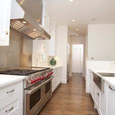 Farmhouse Kitchen by KCS, Inc.