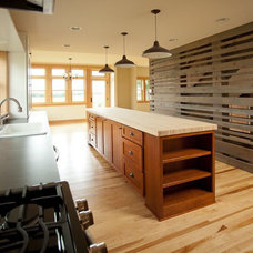 Contemporary Kitchen by Kees Architecture, LLC