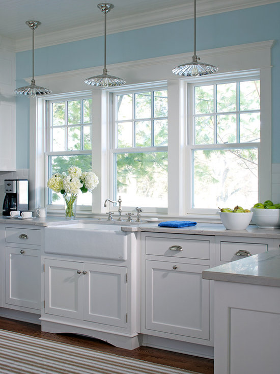 Best 15 Small Farmhouse Kitchen Ideas U0026 Remodeling Pictures | Houzz
