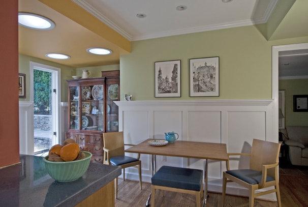 Contemporary Kitchen by Braitman Design Studio