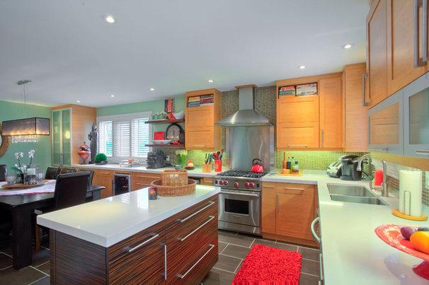 Contemporary Kitchen by Oakville Kitchen Designers