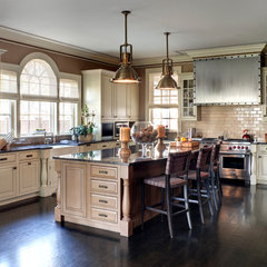 eclectic kitchen by SGH Designs inc.