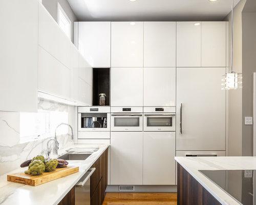 Award winning contemporary glass kitchen design astro for Kitchen designs ottawa