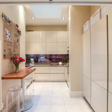 Contemporary Kitchen by Furnished by Anna
