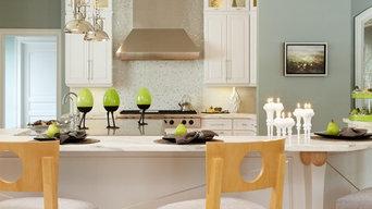 Contemporary Green Home
