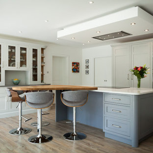 Contemporary Grey Kitchen