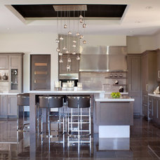 Contemporary Kitchen by Ashley Campbell Interior Design