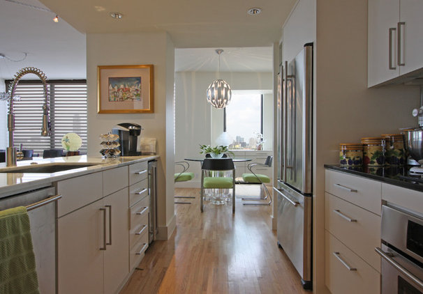 Contemporary Kitchen by Dena Brody, ASID, RID